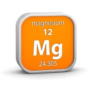 マグネシウムの効用