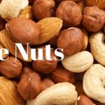 ナッツの健康効果