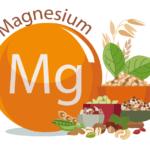 マグネシウムを補給しよう!