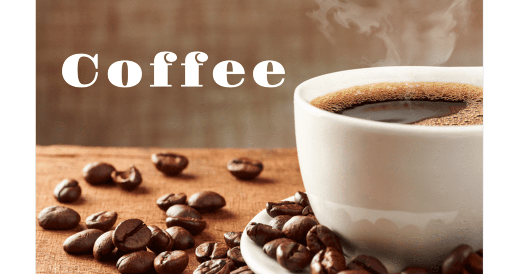 コーヒーで糖尿病予防